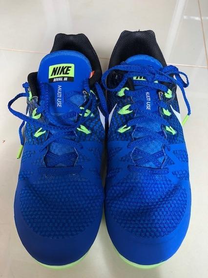 Nike Zoom Rival M8 Sapatilhas Atletismo Multiuso - Tam 41.5