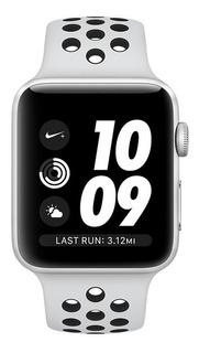Apple Watch Serie 3 42mm Nike Lte Aluminio 4g