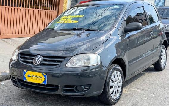 Volkswagen Fox 1.0 Com Direção Hidráulica Flex