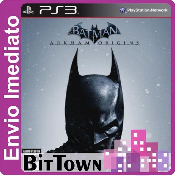 Batman Arkham Origins | Bittown