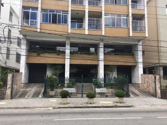 Apartamento Em Centro, Nova Friburgo/rj De 37m² 1 Quartos À Venda Por R$ 350.000,00 - Ap397126