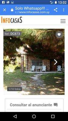 Alquilo Casa En Las Toscas A Metros Del Mar !!! 3 Dorm 3 Bañ