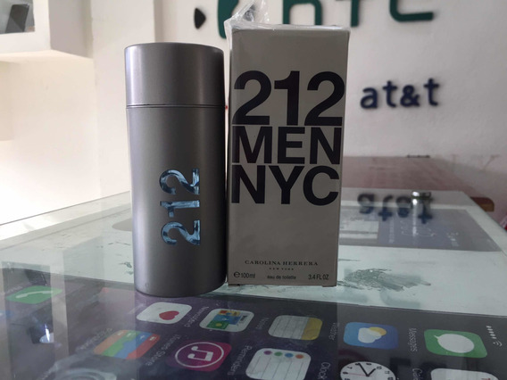 Perfume 212 By Carolina Herrera Imitación