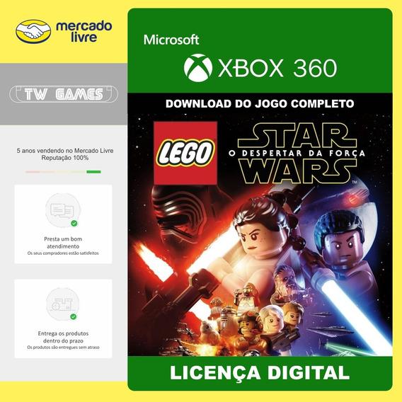Lego Star Wars The Force Awakens Digital Xbox One Xbox 360