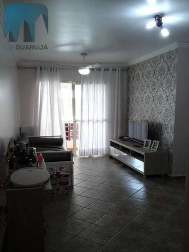 Apartamento A Venda No Bairro Jardim Enseada Em Guarujá - - 247-1