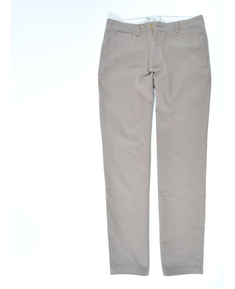 Calça Chino Slim Fit Green Grass