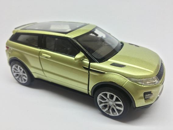 Miniatura Land Rover Range Rover Evoque Teto Solar