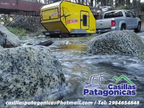 Casa Mini Rodante Rod Extreme Casilla Off Road Patagonica