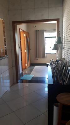 Casa Em Residencial Furlan, Santa Bárbara D