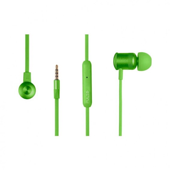 Earphone Hands Free Stereo Áudio Wired