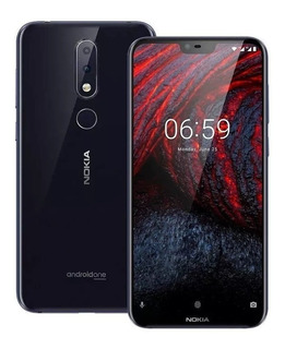 Nokia 6.1 Plus 6gb Ram 64 Gb Dual Sim 180v Oferta!