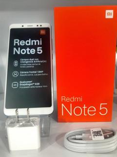 Xiaomi Redmi Note 5 3gb+32 Rom Somos Tienda Física 160 Vrds