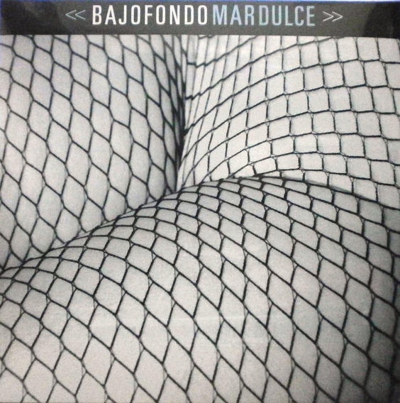 Bajofondo Mardulce Lp Vinilo X 2 Nuevo