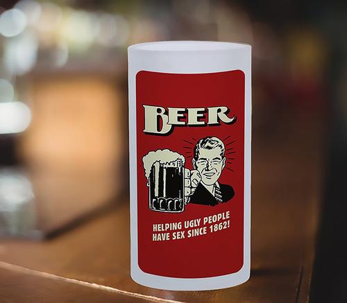 Imagem 1 de 3 de Caneca Beer
