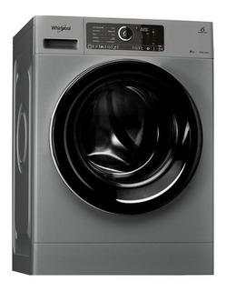 Lavarropas automático Whirlpool Supreme Care WLCF90S plata 9kg 220V