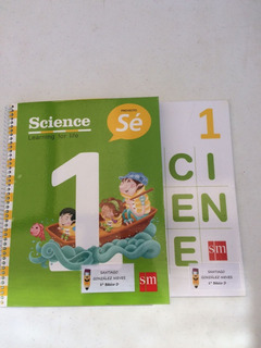 Science Learning For Life Sm 1° Básico