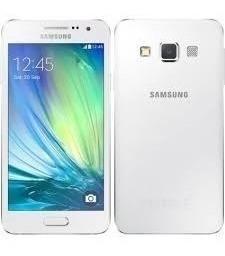 Samsung Galaxy A3 Bueno Blanco Liberado
