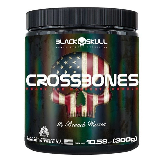 Crossbone 300g Flame Rusty Apricot
