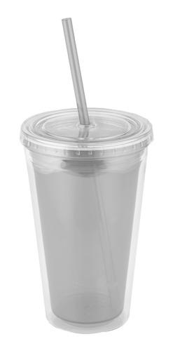 Imagen 1 de 9 de Vaso De Doble Pared De 500 Ml