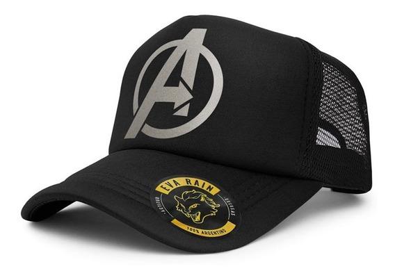 Gorras Trucker Avengers Endgame Varios Colores Eva Rain