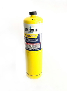 Garrafa Amarilla Worthington O Benzomatic 400g