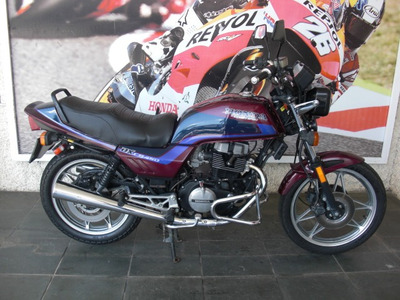 Honda Cb 450 92 92 Segundo Dono Mais Nova Do Brasil
