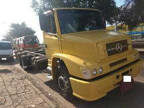 Mb 1620 98/98 Trucado No Chassis - R$ 79.000