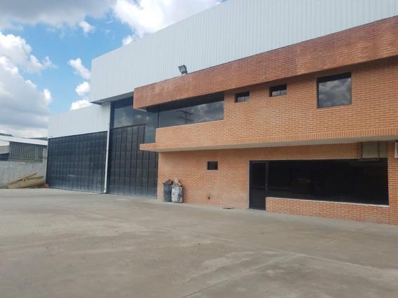 Mh Alquiler Galpon Zona Industrial Los Guayos Las Garzas