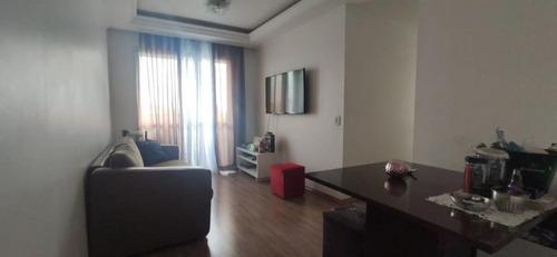 Imagem 1 de 9 de Apartamento Com 2 Dormitórios À Venda, 48 M² Por R$ 235.000 - Jardim Santa Terezinha (zona Leste) - São Paulo/sp - Ap2824