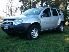 Renault Duster 1.6 4x2 2011 Con Gnc