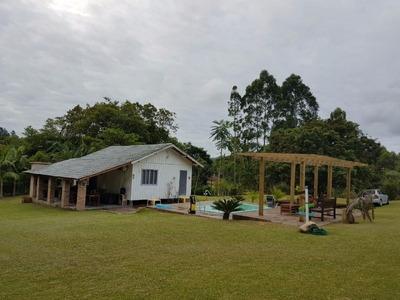 Sitio Chacara Camboriu Com Lago E Piscina - T100 - 3285715