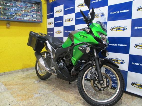 Kawasaki Versys 300 Tourer Abs 17/18