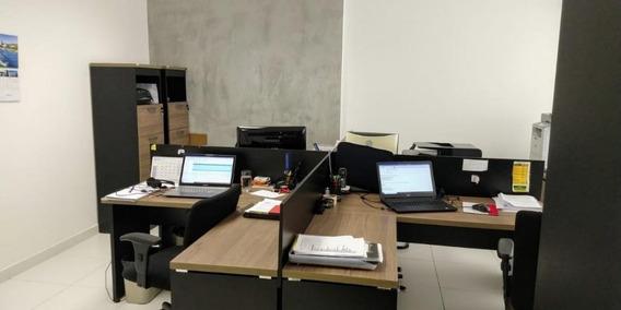 Sala Em Empresarial 18 Do Forte, Barueri/sp De 49m² À Venda Por R$ 328.000,00 - Sa531376