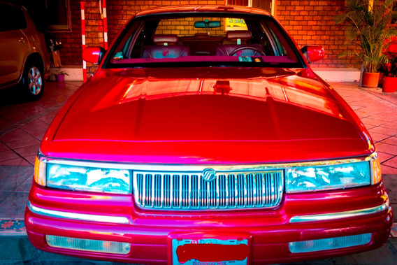Ford Grand Marquis 1992 Digital Piel Impecable Super Entero