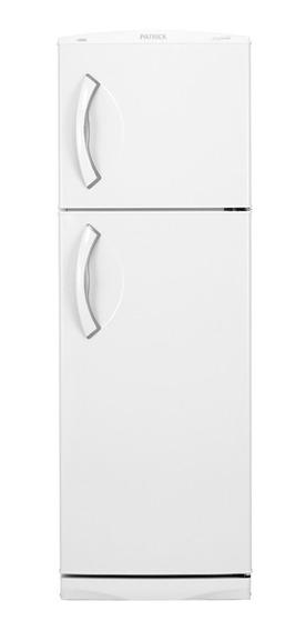 Heladera Con Freezer Patrick 277 L Hpk135bl Blanca