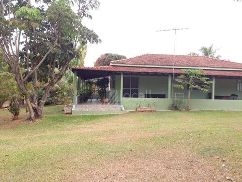 Chácara Com 3 Dormitórios À Venda, 2000 M² Por R$ 350.000 - São Luiz Ii - São José Do Rio Preto/sp - Ch0071