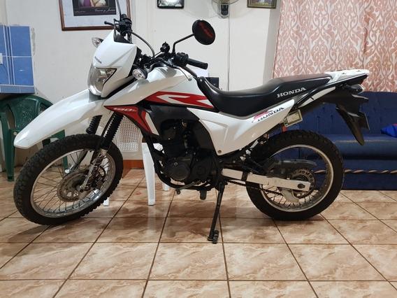 Moto Honda Xr 190cc