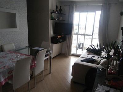 Apartamento Para Venda Em Guarulhos, Vila Endres, 3 Dormitórios, 1 Suíte, 1 Banheiro, 1 Vaga - Ap0892