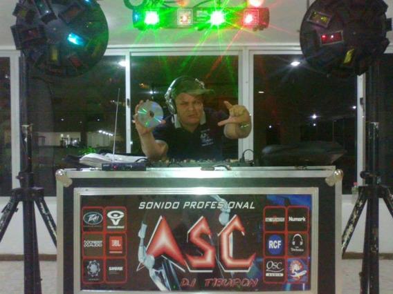 Sonido E Iluminacion Profesional Para Fiestas