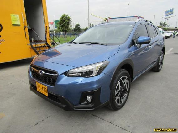 Subaru Xv Titanium