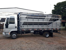Ford Cargo 815 Gaiola Boiadeira