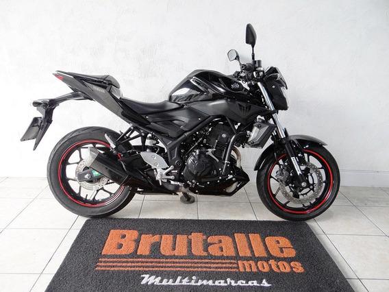 Yamaha Mt-03 Preta Abs