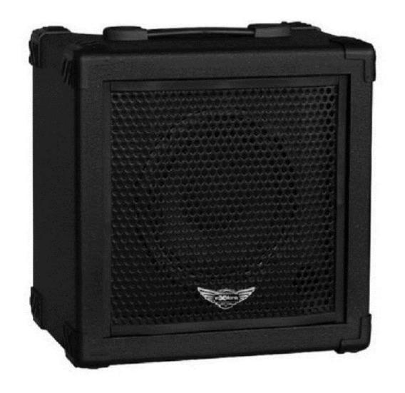 Cubo Ampli Contra Baixo Top Bass Voxstorm 8 20w Cb50 C/ Nfe