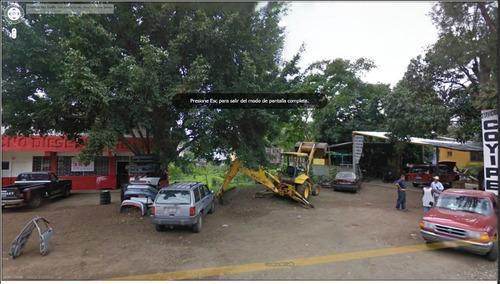 Imagen 1 de 2 de Terreno Comercial Sobre Carretera Del Golfo En San Andrés Tuxtla