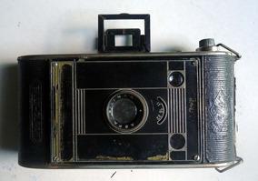 Maquina Fotografica Agfa Billy Clack - Para Colecionador - N