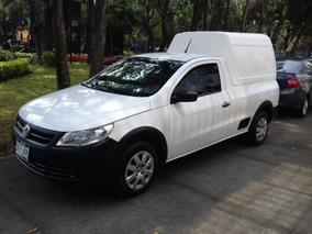 Vendo Volkswagen Saveiro Starline 2013 En Buen Estado