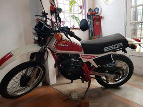Honda Xl 250r 250r