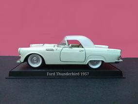 Miniatura Ford Thunderbird 1957 Esc 1/36 Leia A Descrição!