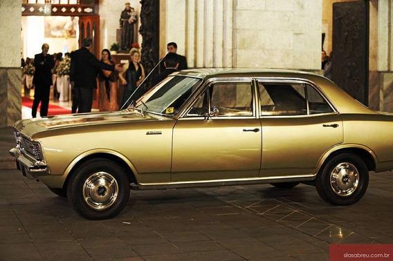 Chevrolet/gm Opala 1970 Placa Preta