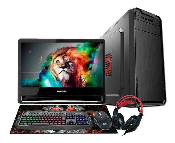 Pc Gamer Completo Barato Aires Intel R7 240 8gb Hd 1tb